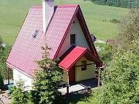 Chata nad údolím - Ratiboř u Vsetína
