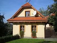 Chalupa na kopečku - ubytování Valašská Bystřice