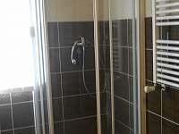 koupelna a WC - chalupa ubytování Valašská Bystřice