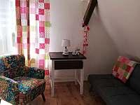 ložnice pro 3 - chata k pronajmutí Ostravice