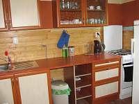 kuchyň v přízemi