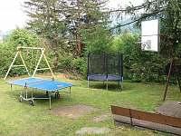 zahrada - Kunčice pod Ondřejnikem