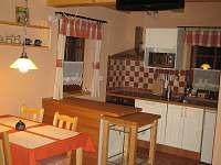 Kuchyně malý byt