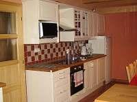 Kuchyně velký byt