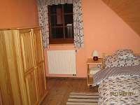 Ložnice malý byt