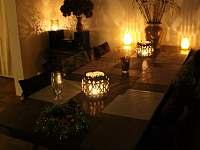 Jídelna - chata ubytování Ostravice