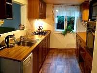 Kuchyň - chata k pronájmu Ostravice