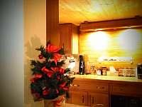 Kuchyň - chata k pronajmutí Ostravice