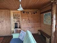 Mapa k výletům po Beskydech - chata k pronajmutí Smilovice