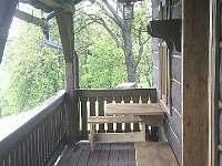 Nadstřešený balkón