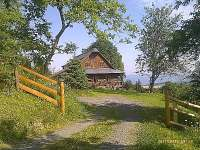Chalupa k pronajmutí - zimní dovolená Valašská Bystřice