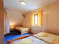 """Ložnice chalupa """"Velká"""" - ubytování Velké Karlovice"""