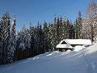 APARTMÁNY RAZULA (okolí - náladovka zima) - Velké Karlovice