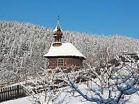 APARTMÁNY RAZULA (okolí - zima) - k pronajmutí Velké Karlovice