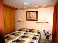 ložnice 1. - chata k pronajmutí Horní Lideč