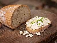 chleba s tvarohem - apartmán k pronájmu Kunčice pod Ondřejníkem