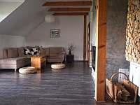 obývací pokoj - apartmán k pronajmutí Kunčice pod Ondřejníkem