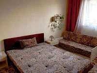 Ložnice - pronájem apartmánu Horní Bečva