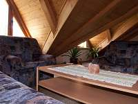 Obývací pokoj - apartmán ubytování Horní Bečva