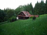 Chalupa k pronajmutí - dovolená Vodní nádrž Horní Bečva rekreace Karolinka