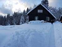 Chata k pronájmu - zimní dovolená Staré Hamry