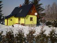 Chata k pronajmutí - zimní dovolená Trojanovice - Dílová