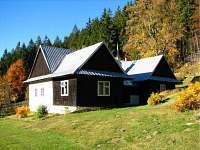 ubytování Staré Hamry na chatě k pronájmu