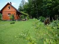 ubytování Sjezdovka Písek u Jablunkova - Polanka na chatě k pronájmu - Hrádek