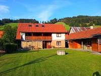 ubytování Lyžařský areál Velké Karlovice – Bambucha na chalupě k pronájmu - Nový Hrozenkov