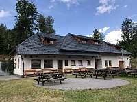 Prostřední Bečva léto 2021 ubytování