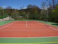 Venkovní sportovní hřiště
