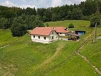 Prostřední Bečva ubytování 28 lidí  pronajmutí