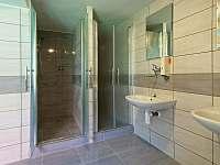 Nová koupelna - přízemí - Prostřední Bečva