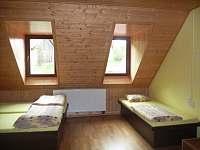 Pokoj v 1. patře - Prostřední Bečva