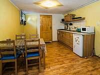 Apartmán pro 4 - modrý - pronájem Bukovec