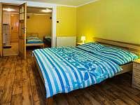 Apartmán pro 4 - modrý - Bukovec