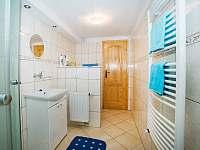 Apartmán pro 4 - modrý - k pronajmutí Bukovec