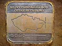 Bukovec je nejvýchodnejší obec ČR -