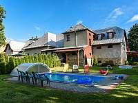 Zahrada - apartmán k pronájmu Bukovec