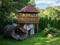 Zahrada - apartmán ubytování Bukovec