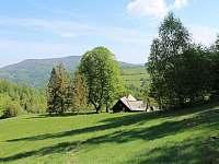 Chata Plenisko Nýdek - k pronajmutí
