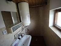 Koupelna - chata k pronájmu Nýdek