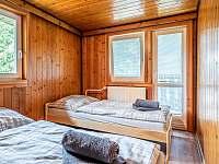 Pokojík pro 2 osoby - chalupa k pronajmutí Čeladná