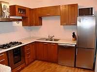 Lovecký Apartmán - kuchyně - ubytování Frenštát pod Radhoštěm