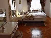 Lovecký Apartmán - ložnice - ubytování Frenštát pod Radhoštěm