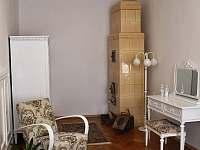 Lovecký Apartmán - ložnice, posezení - k pronajmutí Frenštát pod Radhoštěm