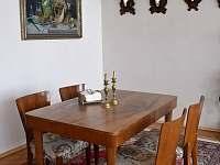 Lovecký Apartmán - obyvací pokoj - k pronájmu Frenštát pod Radhoštěm