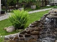 Lovecký Apartmán - zahrada - Frenštát pod Radhoštěm