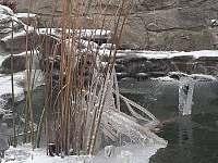 Zamrzlý vodopád - apartmán ubytování Frenštát pod Radhoštěm