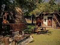 Chatky Dokořán - chatky - 16 Písek u Jablunkova